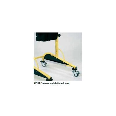 Barras estabilizadoras para andador Dynamic