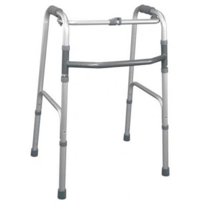 Andador de pasos de aluminio