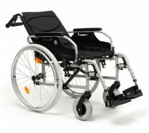 Silla de ruedas manual D100 30º