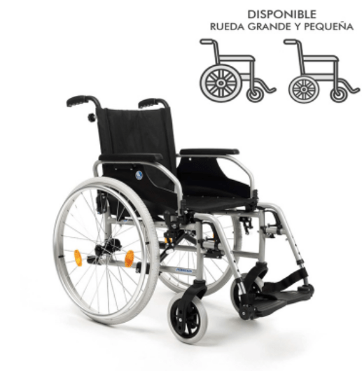 Silla de ruedas manual D100