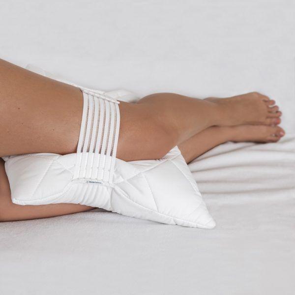 Almohada para piernas