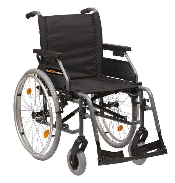 Silla de ruedas Gades Vario ruedas autopropulsables